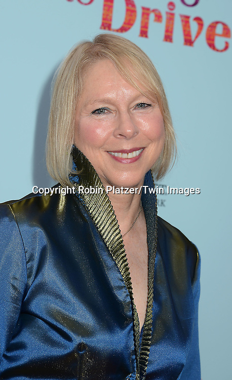 screenwriter Sara Kernochan attends the NewYork VIP Premiere of &quot;Learning to Drive&quot;<br /> on August 17, 2015 at The Paris Theatre in New York City, New York, USA. <br /> <br /> photo by Robin Platzer/Twin Images<br />  <br /> phone number 212-935-0770
