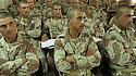 Iraq 2010 At camp Bani Slawa, peshmergas undergoing training as instructors in their bataillon <br /> Irak 2010 Au camp de Bani Slawa, des peshmergas suivent une formation pour devenir instructeurs dans leurs bataillons