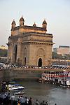 The Gateway of India in Mumbai.Maharashtra.