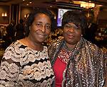 Marsha DuPree and Ida Jacobs during the 29th Annual Dr. Martin Luther King, Jr. Dinner Celebration at the Atlantis Casino Resort Spa in Reno, Monday night, Jan. 16, 2017.