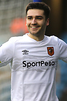 Jon Toral celebrates scoring Hull City's opening goal during Millwall vs Hull City, Emirates FA Cup Football at The Den on 6th January 2019