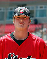 Addison Reed - 2009 San Diego State Aztecs .Photo by:  Bill Mitchell/Four Seam Images