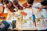 In dem kleinen Ort Nagybakos existiert eine unabhängige Samstagsschule, in der die ungarische Sprache und Kultur unterrichtet wird.