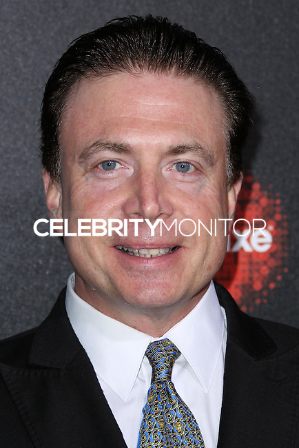 HOLLYWOOD, LOS ANGELES, CA, USA - MARCH 20: Frank Mottek at the 2nd Annual Rebels With A Cause Gala Honoring Larry Ellison held at Paramount Studios on March 20, 2014 in Hollywood, Los Angeles, California, United States. (Photo by Xavier Collin/Celebrity Monitor)