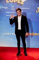 Luis Larrodera attends to Super Lopez premiere at Capitol cinema in Madrid, Spain. November 21, 2018. (ALTERPHOTOS/A. Perez Meca) /NortePhoto NORTEPHOTOMEXICO