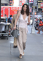 NEW YORK, NY - JUNE 20: Lynda Lopez seen in New York City on June 20, 2017. Credit: RW/MediaPunch