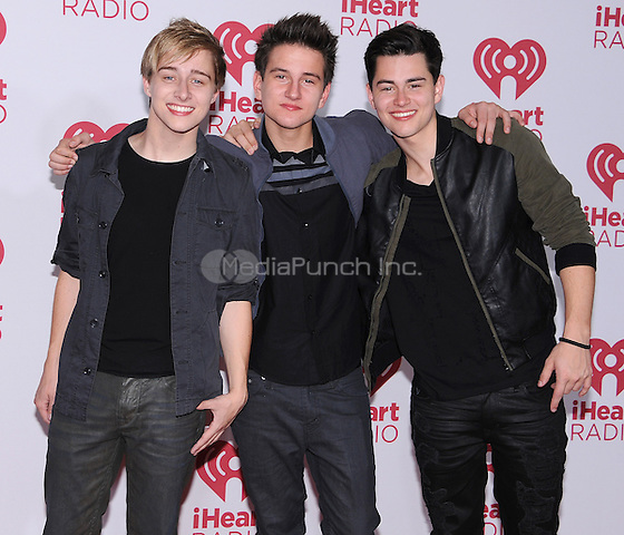 LAS VEGAS, NV - SEPTEMBER 19:  Before You Exit at the 2014 iHeartRadio Music Festival at the MGM Grand Garden Arena on September 19, 2014 in Las Vegas, Nevada. PGSK/MediaPunch