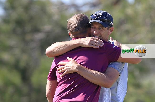 James Morrison (ENG) wins the Open de Espana  in Club de Golf el Prat, Barcelona on Sunday 17th May 2015.<br /> Picture:  Thos Caffrey / www.golffile.ie