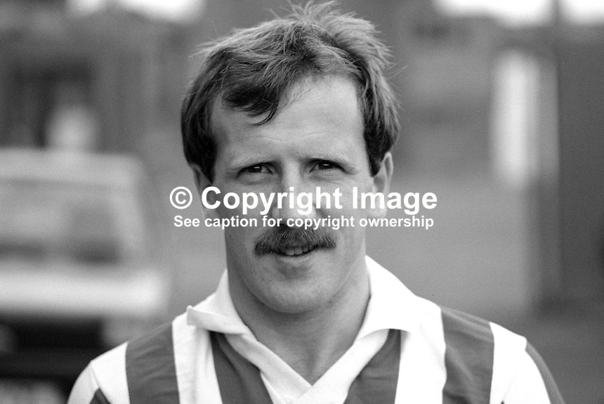 Eugene Ferry, footballer, Derry City FC, N Ireland, 19850807EQ..Copyright Image from Victor Patterson, 54 Dorchester Park, Belfast, UK, BT9 6RJ..Tel: +44 28 9066 1296.Mob: +44 7802 353836.Voicemail +44 20 8816 7153.Skype: victorpattersonbelfast.Email: victorpatterson@me.com.Email: victorpatterson@ireland.com (back-up)..IMPORTANT: If you wish to use this image or any other of my images please go to www.victorpatterson.com and click on the Terms & Conditions. Then contact me by email or phone with the reference number(s) of the image(s) concerned.
