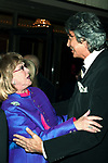 Phyllis Newman and Tommy Tune attending the Opening Night of the Broadway Musical Landmark, SWEENEY TODD at the Eugene O'Neill Theatre in New York City.<br />November 3, 2005