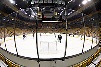 NHL 2015: Bruins Training Camp SEP 18