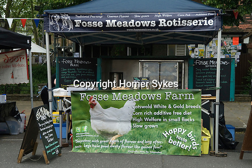 FOSSE MEADOWS FARM ROTISSERIE Highgate London JUne 2015.<br />