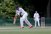 N Jacobs of Ilford during Ilford CC vs Billericay CC, Shepherd Neame Essex League Cricket at Valentines Park on 25th May 2019