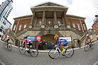 Women's Tour of Britain 2014