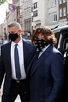 JUL 14 Johnny Depp attends libel trial against The Sun