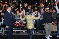 Donnie Yen at the Los Angeles premiere for &quot;XXX: Return of Xander Cage&quot; at the TCL Chinese Theatre, Hollywood. Los Angeles, USA 19th January  2017<br /> Picture: Paul Smith/Featureflash/SilverHub 0208 004 5359 sales@silverhubmedia.com