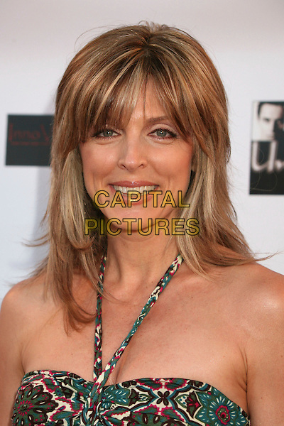 "MARLA MAPLES.""Hats Off For Cancer"" Benefit Party at Sugar Boutique, Hollywood, California, USA..May 9th, 2007.headshot portarit halterneck .CAP/ADM/BP.©Byron Purvis/AdMedia/Capital Pictures"