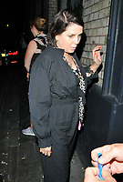 Sadie Frost at the HENI Gallery x Adidas &quot;Prouder&quot; project private view &amp; party, HENI Gallery, Lexington Street, London, England, UK, on Tuesday 03 July 2018.<br /> CAP/CAN<br /> &copy;CAN/Capital Pictures