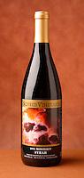 Scheid Syrah wine.