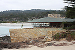 Frank Loyd Wright designed home in Carmel