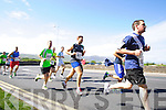 Damien Casey pictured at the Rose of Tralee International 10k Race in Tralee on Sunday.