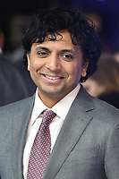 "M. Night Shyamalan<br /> arriving for the ""Glass"" premiere at the Curzon Mayfair, London<br /> <br /> ©Ash Knotek  D3470  09/01/2019"