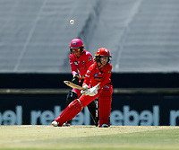 2nd November 2019; Western Australia Cricket Association Ground, Perth, Western Australia, Australia; Womens Big Bash League Cricket, Melbourne Renegades versus Sydney Sixers; Tammy Beaumont of the Melbourne Renegades plays a ramp shot during her innings - Editorial Use