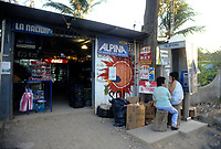 Costa Rica - file Photo -Tamarindo, convenience store