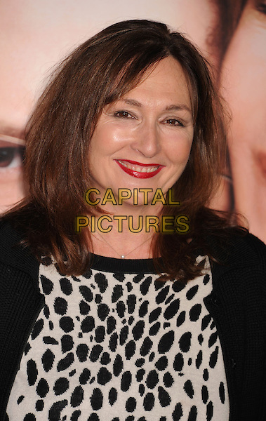 "Nora Dunn.""The Guilt Trip"" Los Angeles Premiere held at the Regency Village Theatre, Westwood, California, USA..December 11th, 2012.headshot portrait red lipstick black white top print pattern .CAP/ROT/TM.©Tony Michaels/Roth Stock/Capital Pictures"