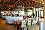 Monkeypod Kitchen, a restaurant in Wailea, Maui, Hawaii, USA