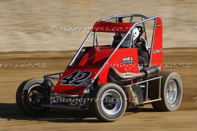 Logically correctly southern midget racing series