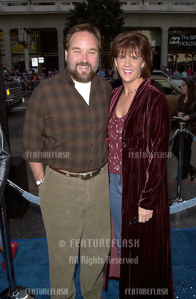 "19DEC99: ""Home Improvement"" star RICHARD KARN & wife at the Los Angeles premiere of ""Galaxy Quest.""     .(for information see: http://www.galaxyquest.com).© Paul Smith / Featureflash"