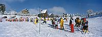 Europe/France/Rhône-Alpes/74/Haute-Savoie/Avoriaz: le village des enfants