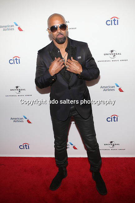 UNIVERSAL MUSIC GROUP&rsquo;S 2018 AFTER PARTY TO CELEBRATE THE GRAMMYS<br /> Presented by American Airlines and Citi Held at  Spring Studios.