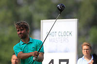 Oscar Stark (SWE) during the second round of the Shot Clock Masters, played at Diamond Country Club, Atzenbrugg, Vienna, Austria. 08/06/2018<br /> Picture: Golffile | Phil Inglis<br /> <br /> All photo usage must carry mandatory copyright credit (&copy; Golffile | Phil Inglis)
