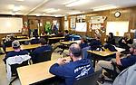 JCP&L Lineman School Graduation in Farmingdale NJ