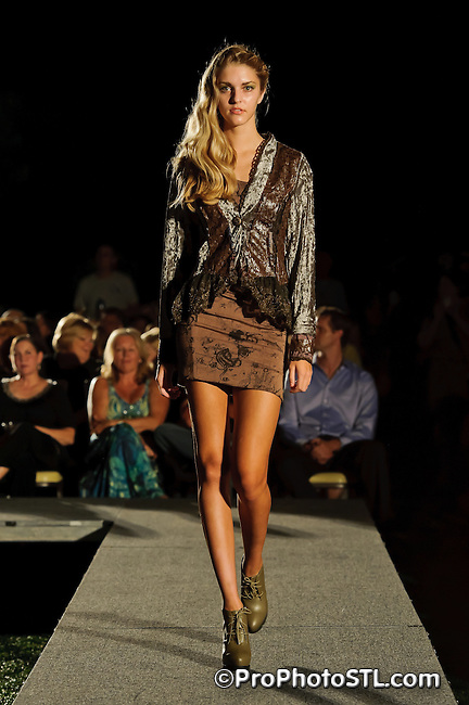 "The 2011 Greater St. Charles Fashion Week - day 4 - ""Hot! Hot! Hot!"" at Ameristar Conference Center on Aug 27, 2011."