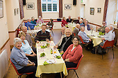 Langton Herring Lunch Club, Dorset.