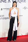 """Dafne Fernandez during the premiere of the spanish film """"Un Monstruo Viene a Verme"""" of J.A. Bayona at Teatro Real in Madrid. September 26, 2016. (ALTERPHOTOS/Borja B.Hojas)"""
