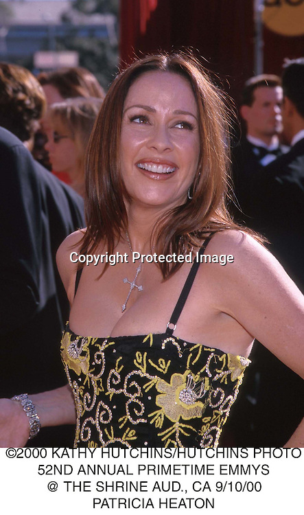 ©2000 KATHY HUTCHINS/HUTCHINS PHOTO.52ND ANNUAL PRIMETIME EMMYS.@ THE SHRINE AUD., CA 9/10/00.PATRICIA HEATON