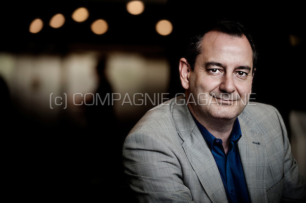 Paul Callewaert, general secretary of the Socialist healthcare insurances (Belgium, 19/07/2012)