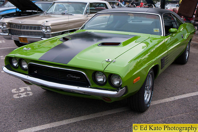 dodge challenger 1969 green ed kato photography. Cars Review. Best American Auto & Cars Review
