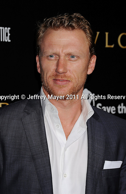 LOS ANGELES, CA - January 13: Kevin McKidd attends Save The Children's U.S. Programs And Artists For Peace And Justice Hosted By Bulgari at Ron Burkle's Green Acres Estate on January 13, 2011 in Beverly Hills, California.