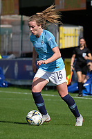 Lauren Hemp of Manchester City Women during Chelsea Women vs Manchester City Women, FA Women's Super League FA WSL1 Football at Kingsmeadow on 9th September 2018