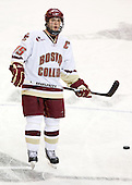 Matt Price (BC - 25) - The Boston College Eagles defeated the Yale University Bulldogs 9-7 in the Northeast Regional final on Sunday, March 28, 2010, at the DCU Center in Worcester, Massachusetts.