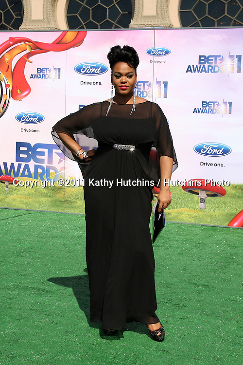 LOS ANGELES - JUN 26:  Jill Scott arriving at the 11th Annual BET Awards at Shrine Auditorium on June 26, 2004 in Los Angeles, CA