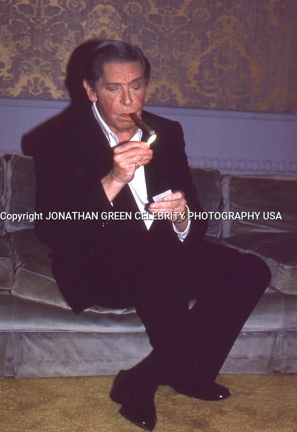 Milton Berle 1987 by Jonathan Green