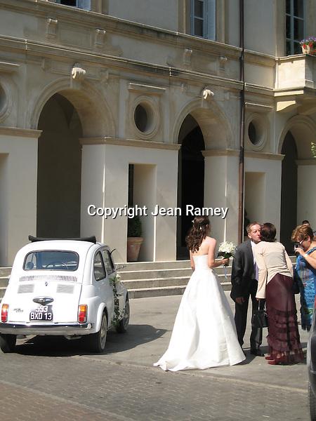 Provence Wedding Day