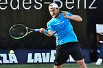 12.06.2019, Tennisclub Weissenhof e. V., Stuttgart, GER, Mercedes Cup 2019, ATP 250, Lucas POUILLE (FRA) vs Daniil MEDVEDEV (RUS) [3] <br /> <br /> im Bild Lucas POUILLE (FRA)<br /> <br /> Foto © nordphoto/Mauelshagen