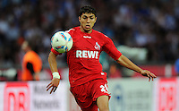 1. Oktober 2011: Berlin, Olympiastadion: Fussball 1. Bundesliga, 8. Spieltag: Hertha BSC - 1. FC Koeln: Koelns Adli Chihi am Ball.